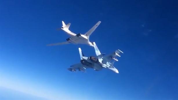 Mỹ bất ngờ trước số lượng máy bay Nga tại Syria