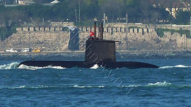 Nga từng 'khiếp sợ' Hải quân Thổ Nhĩ Kỳ