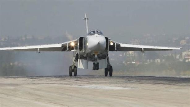 Clip Nga tiếp tục không kích dữ dội trả thù cho Su-24