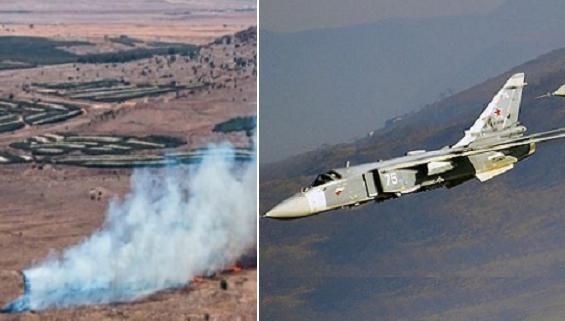 Su-24 rơi, xe bị không kích: Cháy nhà ra mặt…Mỹ-Thổ Nhĩ Kỳ