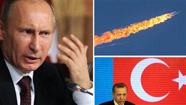 Su-24 rơi: Nga dịu giọng khi Thổ Nhĩ Kỳ biết điều