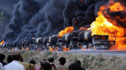 IS bán dầu cho Thổ Nhĩ Kỳ giá bao nhiêu?