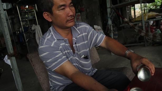 Bình chữa cháy để trong ôtô phát nổ: Tôi không tin