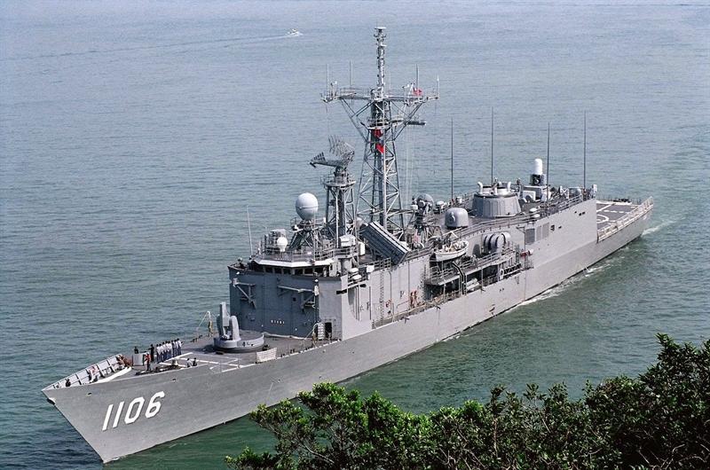 Được biết, đây là 2 chiếc tàu mới nhất thuộc lớp Perry được Mỹ bán cho Đài Loan. Hồi cuối năm 2014, Thượng viện Mỹ đã thông qua \