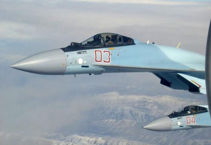 Việc Nga điều tiêm kích Su-35S đến Syria cũng đồng nghĩa với việc tiêm kích hiện đại nhất của Nga sau Su-30SM và Su-27 đã tham gia chiến dịch không kích phiến quân Hồi giáo tại Syria.