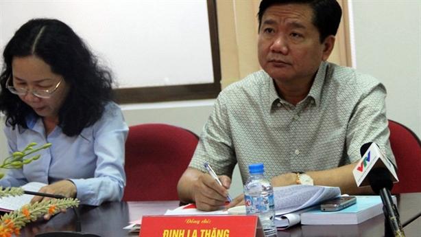 Câu hỏi và hạn hoàn thành của Bí thư Đinh La Thăng