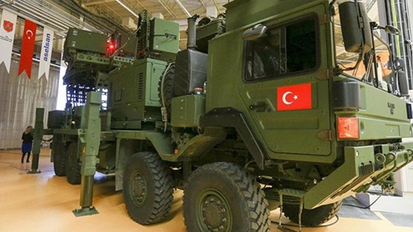 """Thứ trưởng Demir nhấn mạnh: """"Chúng ta có đầy đủ sự tin để tiếp tục thực hiện những nỗ lực trang  bị cho lực lượng an ninh những loại vũ khí hiện đại nhất""""."""