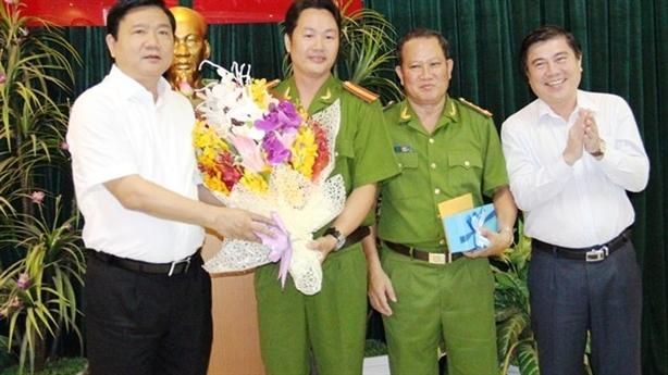Bí thư Đinh La Thăng thêm sức ép giảm tội phạm