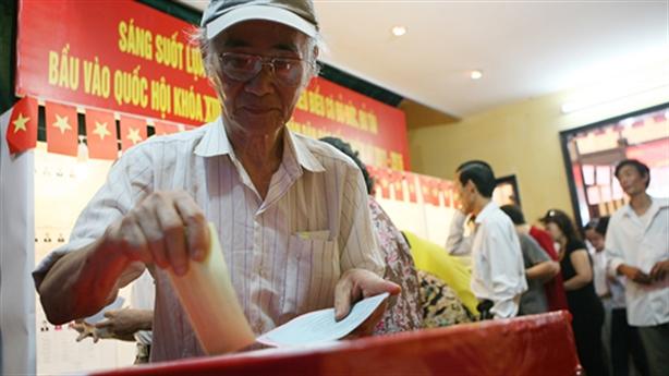 Hà Nội, TP.HCM có nhiều người tự ứng cử ĐBQH nhất
