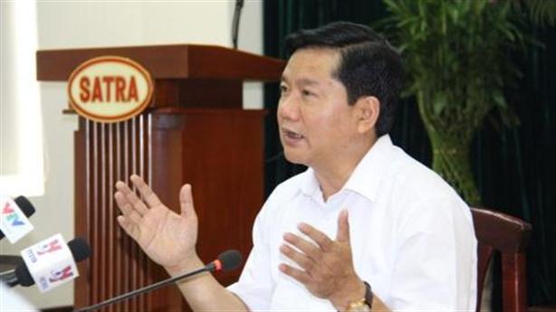 Bí thư Thăng nói như chuyên gia về bán lẻ, gạo Campuchia