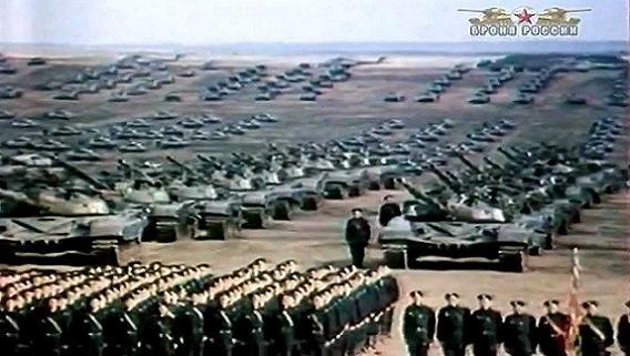 Cuộc chiến tranh 17-2-1979: Ngưỡng can thiệp quân sự của Liên Xô