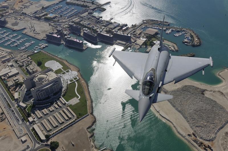 Theo điều khoản được ký kết, Kuwait sẽ được cung cấp 22 máy bay Typhoon phiên bản một chỗ ngồi và 6 chiếc phiên bản hai chỗ ngồi thuộc Tranche-3 lắp ráp tại Italia.