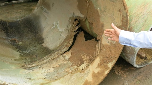 Đường ống sông Đà số 2: Tin ở nhà thầu Trung Quốc!