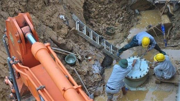 Thầu Trung Quốc làm đường ống sông Đà: Điểm yếu Việt Nam