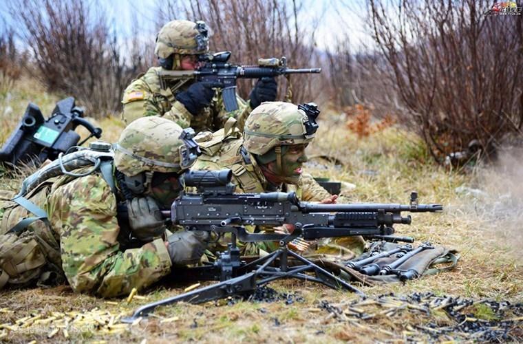 Lữ đoàn dù 173 là một trong nhiều đơn vị phản ứng nhanh của Quân đội Mỹ được đặt tại Châu Âu, với thời gian triển khai thấp nhất trong vòng 18 giờ đồng hồ tại bất cứ đâu trên Châu Âu.
