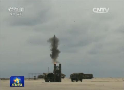 Video này được phát trên kênh CCTV 7 của Trung Quốc cảnh báo nếu máy bay B-52 của Mỹ còn quay lại tuần tra trên quần đảo Hoàng Sa và Trường Sa ( Trung Quốc gọi là Tây Sa và Nam Sa) thì hãy cẩn thẩn tên lửa HQ-9 của Trung Quốc. Chúng đã sẵn sàng để bắn hạ các pháo đài bay của Mỹ