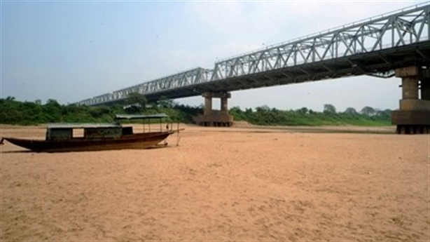 Đề xuất xây dựng 5-7 đập dâng trên sông Hồng