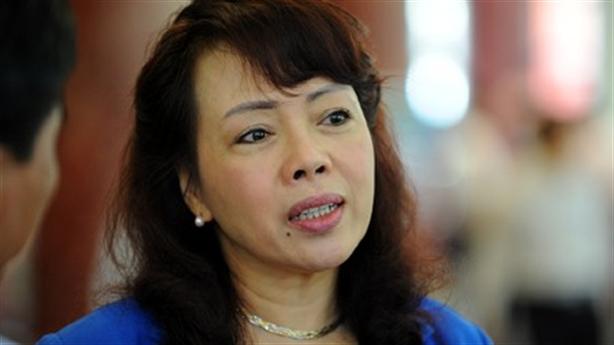 Bộ trưởng Nguyễn Thị Kim Tiến không ứng cử ĐBQH