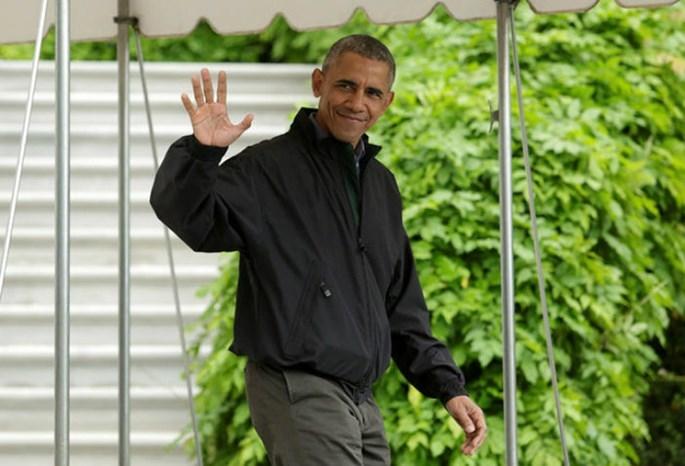 Sáng sớm 22/5 (giờ VN), Tổng thống Mỹ Barack Obama đã từ Nhà Trắng đến căn cứ không quân Andrews, lên chuyên cơ Không lực Một (Air Force One) bay sang thăm Việt Nam, với hành trình bay 24 giờ.