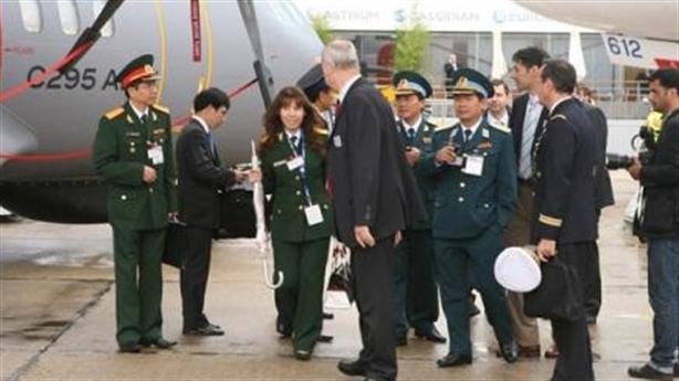 Tín hiệu Việt Nam mua máy bay cảnh báo sớm C-295 AEW&C