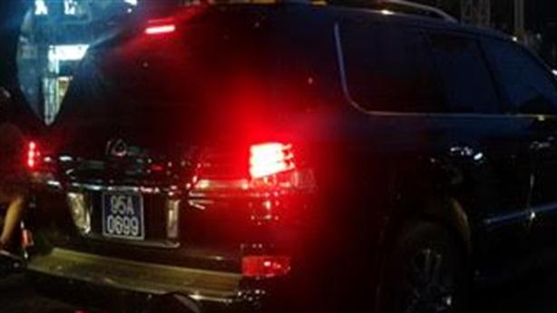Lexus gắn biển xanh: Được nhưng phải hiến xe... cho Nhà nước