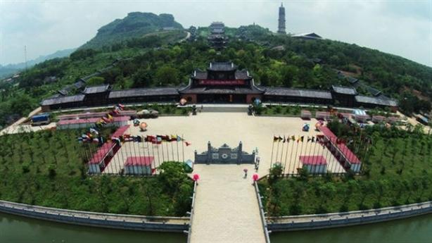 Tháp Phật giáo lớn nhất thế giới: Tiền không quyết tất cả