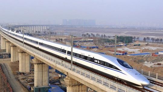 Mỹ hủy hợp đồng đường sắt cao tốc với Trung Quốc
