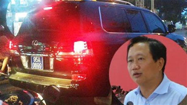 Xe Lexus gắn biển xanh: Ông Thanh xin không tái cử