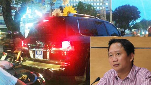 Xe Lexus gắn biển xanh: Phó thủ tướng chỉ đạo nóng