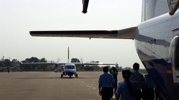 Khó hiểu nguyên nhân máy bay Casa-212 mất liên lạc