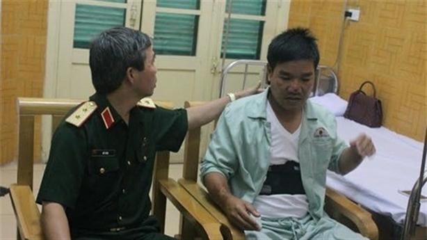 Tình hình sức khỏe phi công Nguyễn Hữu Cường
