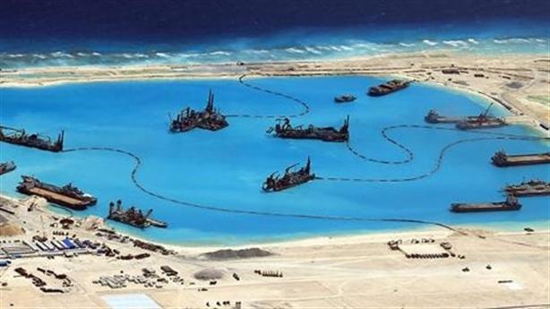 Chuyên gia Nga lý giải Biển Đông dậy sóng