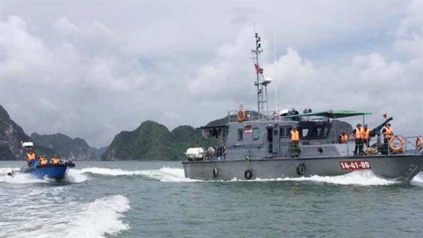 Tìm kiếm CASA 212: Tàu quét đáy biển nhập cuộc