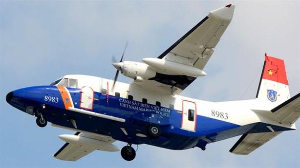 Tìm kiếm CASA-212 bị rơi: Cản trở lớn trên vịnh Bắc Bộ