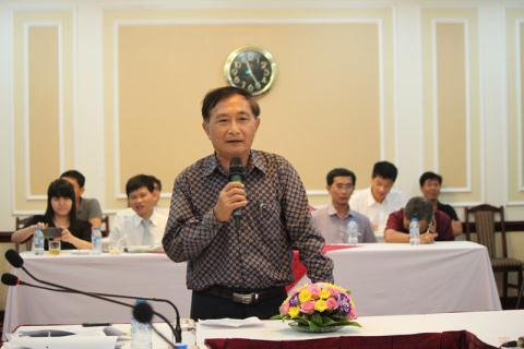 Ong Nguyen Van Duc:Tra lai phi bao tri chung cu cho dan