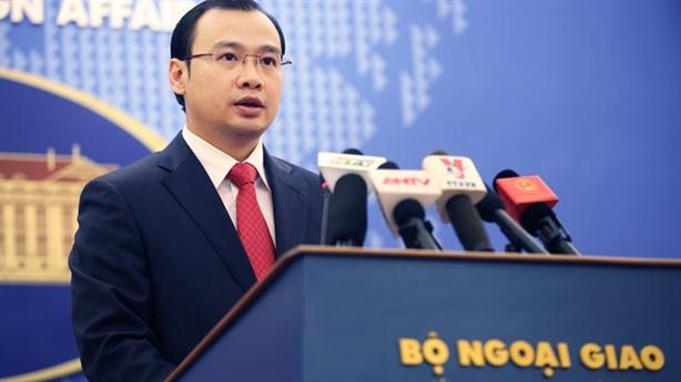 Phản ứng đầu tiên của Việt Nam về phán quyết PCA
