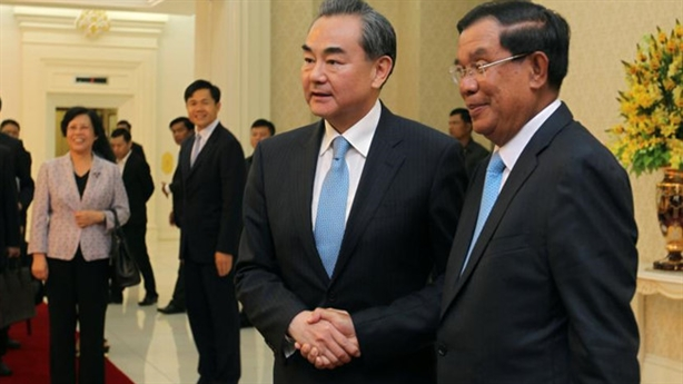Campuchia phủ nhận bị Trung Quốc 'mua' bằng 600 triệu USD