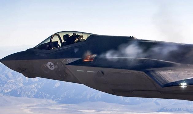 Dù bắn với tốc độ kinh hoàng nhưng GAU-22/A trên F-35 đang là một chủ đề gây tranh cãi.