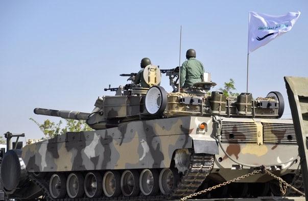 Cũng theo ông này Iran hoàn toàn có đủ năng lực và công nghệ để tự sản xuất được một dòng xe tăng chiến đấu chủ lực thế hệ mới.