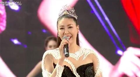 Ha Kieu Anh ''muon'' vuong mien Hoa Hau Ky Duyen