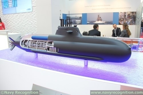 Theo giới thiệu của nhà sản xuất, Type 212 được trang bị hàng loạt công nghệ quân sự đỉnh cao NATO. Đặc biệt nhất là hệ thống đẩy không khí độc lập AIP giúp tàu ngầm Type 212 có lặn với thời gian lâu hơn, vượt xa thời gian lặn tối đa của lớp tàu ngầm Kilo 636 của Nga hay Scorpene của Pháp.