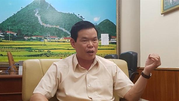 Người thân Bí thư Hà Giang làm lãnh đạo: Nhờ năng lực