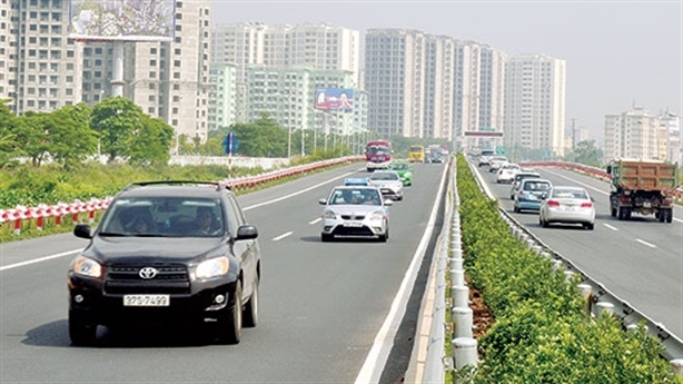 230.000 tỷ đường cao tốc Bắc-Nam: Chỉ phục vụ xe sang