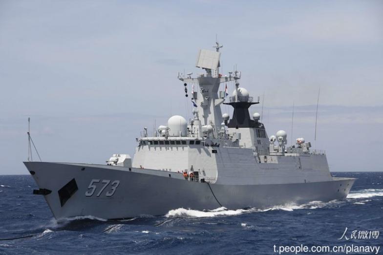 Theo những thông tin được công khai, Type 054A là lớp tàu hộ vệ mới nhất của hải quân nước này, được trang bị toàn diện từ tên lửa phòng không cho đến ngư lôi chống ngầm, có khả năng đảm nhận nhiệm vụ hộ tống tàu sân bay.