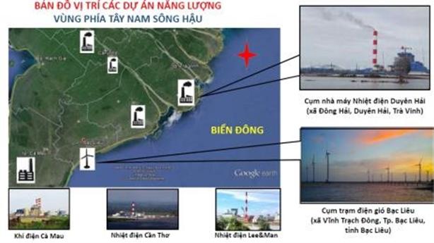 Nhiệt điện than bao vây ĐBSCL: Những nhầm lẫn tai hại