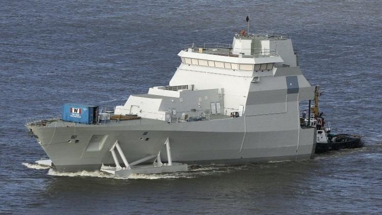 Theo những thông tin được Hải quân Đức công khai, Type 125 được thiết kế và sản xuất theo kiểu modul khiến chiếc tàu có thể hoàn thành tốt mọi nhiệm vụ từ tác chiến chống tàu mặt nước, phòng không cho tới tấn công mặt đất...