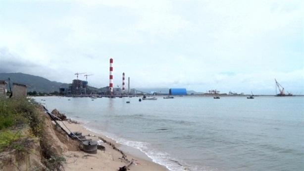 Nhiệt điện xin thải xuống biển: Người nuôi tôm phản đối