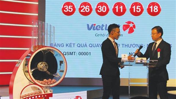 Thủ tướng yêu cầu báo cáo hoạt động của xổ số Vietlott