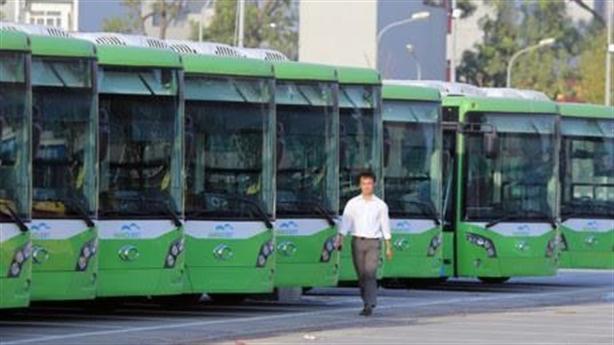 Buýt nhanh, nhanh hơn 5 phút, tốn 55 triệu USD