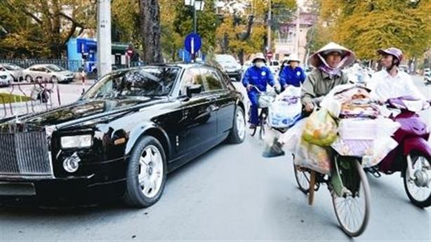 Tiết lộ sốc về giới siêu giàu Việt